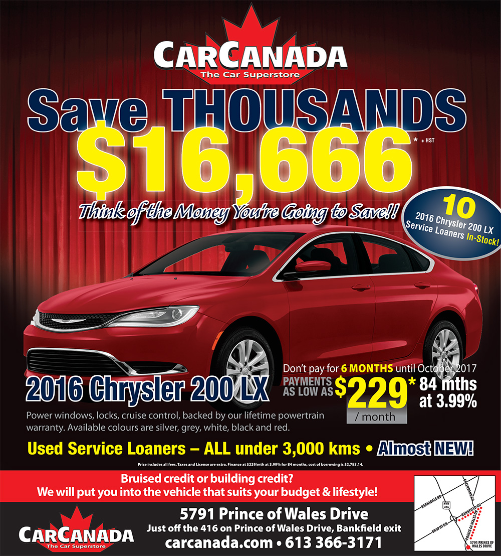 Amazing Deals on Chrysler 200s!